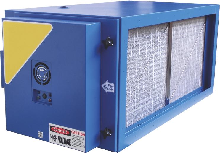 Elektrosıtatik Filtre Ünitesi