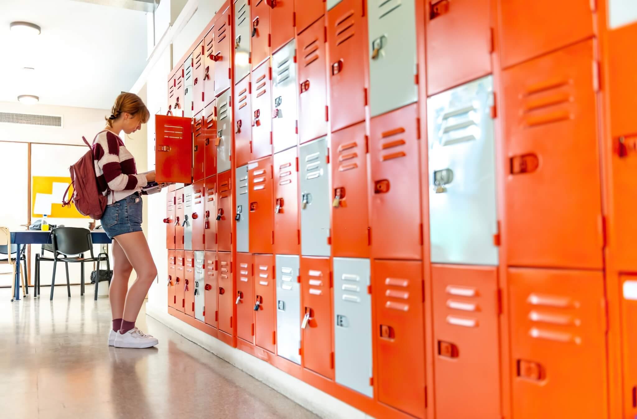 Öğrenci Dolapları